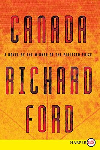 Canada LP: Ford, Richard