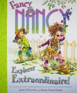 9780062128584: fancy nancy explorer extraordinaire