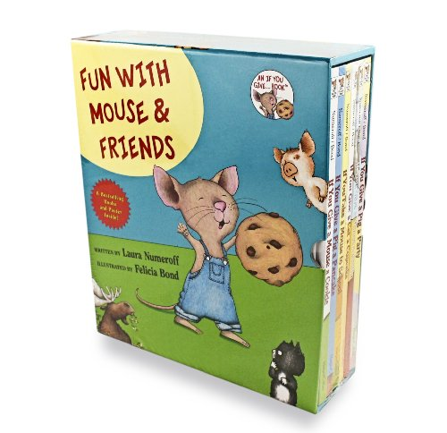 9780062128713: Fun with Mouse and Friends (6 Book Set)