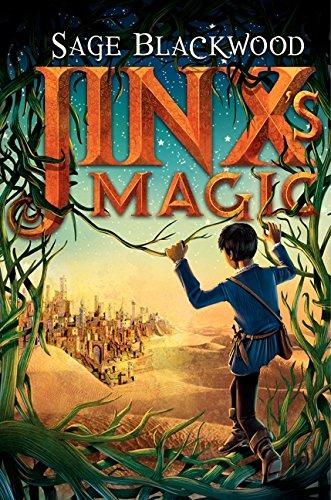 9780062129932: Jinx's Magic