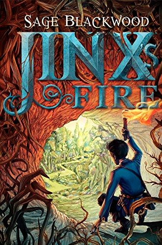 9780062129963: Jinx's Fire