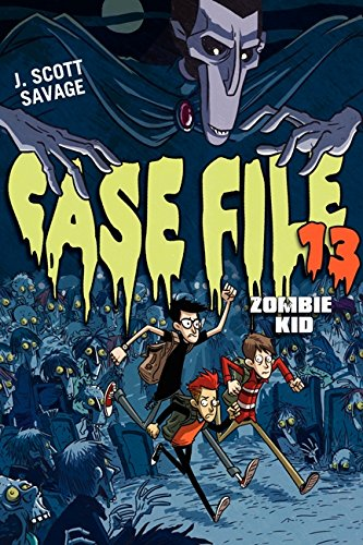 9780062133250: Case File 13: Zombie Kid