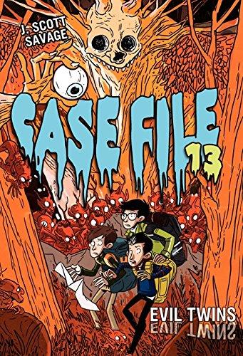 9780062133373: Case File 13 #3: Evil Twins