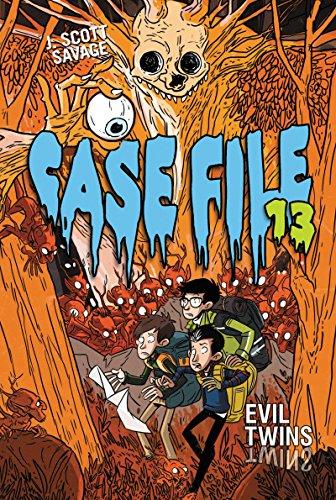 9780062133380: Case File 13 #3: Evil Twins