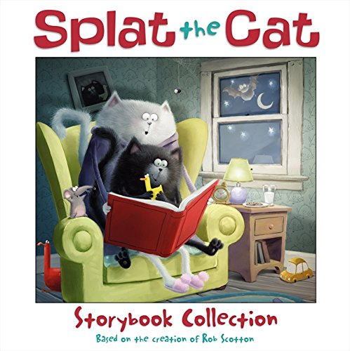 9780062133830: Splat the Cat Storybook Collection