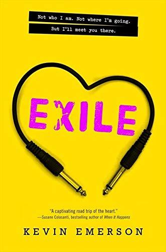 9780062133953: Exile (Exile Series)