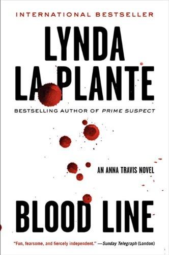 9780062134325: Blood Line (Anna Travis Mysteries)