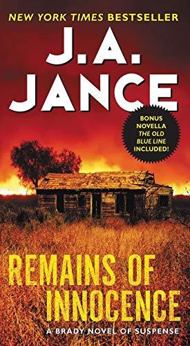 9780062134714: Remains of Innocence: A Brady Novel of Suspense (Joanna Brady Mysteries)