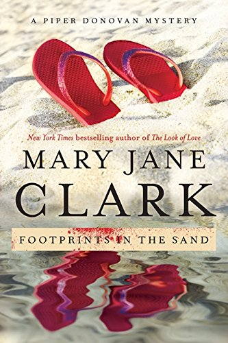 9780062135445: Footprints in the Sand (Piper Donovan Mysteries)