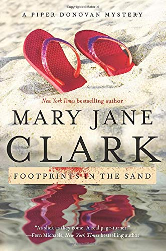 9780062135452: Footprints in the Sand: A Piper Donovan Mystery (Piper Donovan/Wedding Cake Mysteries)