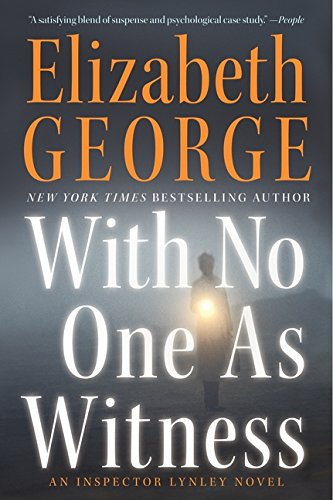 9780062135810: With No One as Witness (Inspector Lynley Mysteries)