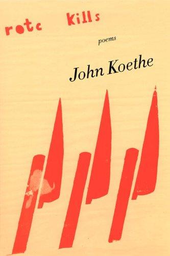 9780062136022: ROTC Kills: Poems