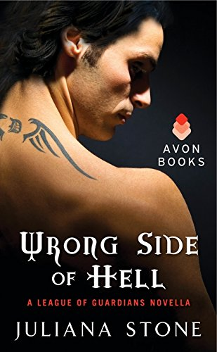 9780062136275: Wrong Side of Hell: A League of Guardians Novella