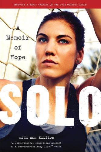 9780062136756: Solo: A Memoir of Hope
