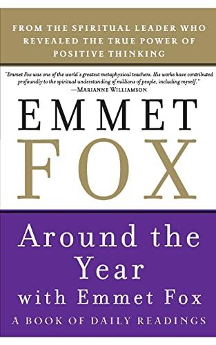 9780062138880: Around the Year with Emmet Fox