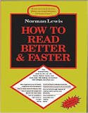 9780062148230: How to Read Better and Faster