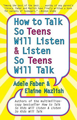 9780062157072: How to Talk So Teens Will Listen and Listen So Teens Will