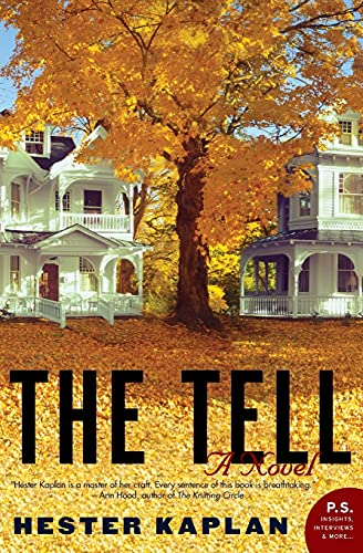9780062184023: The Tell: A Novel