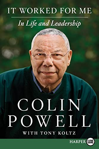 It Worked for Me LP: In Life and Leadership: Powell, Colin