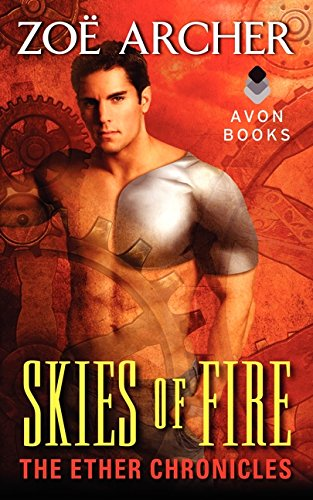 9780062184498: Skies of Fire: The Ether Chronicles