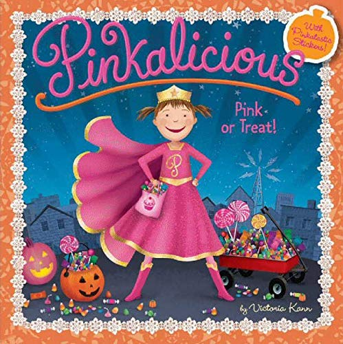9780062187703: Pinkalicious: Pink or Treat!