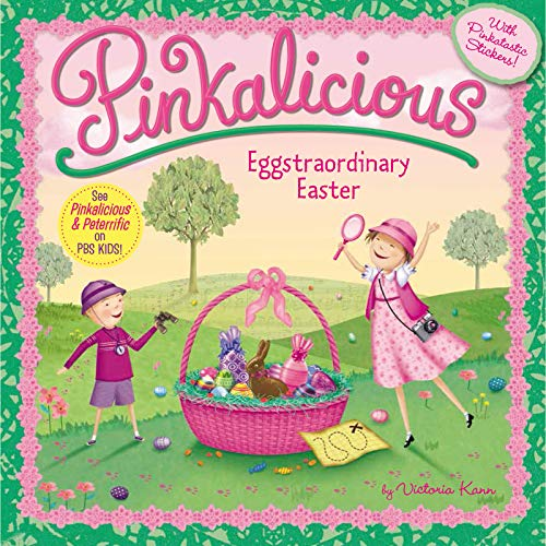 9780062187727: Pinkalicious: Eggstraordinary Easter