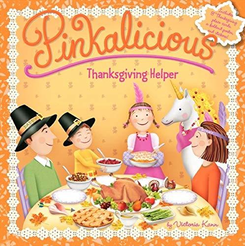 9780062187741: Pinkalicious: Thanksgiving Helper