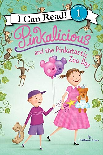 9780062187796: Pinkalicious and the Pinkatastic Zoo Day