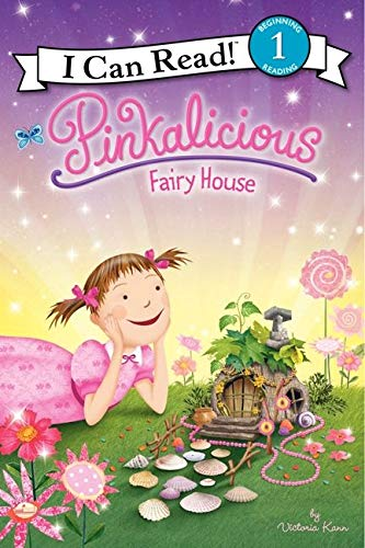 9780062187833: Pinkalicious: Fairy House (I Can Read Level 1)