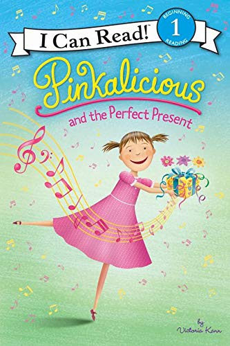9780062187888: Pinkalicious and the Perfect Present (I Can Read Level 1)