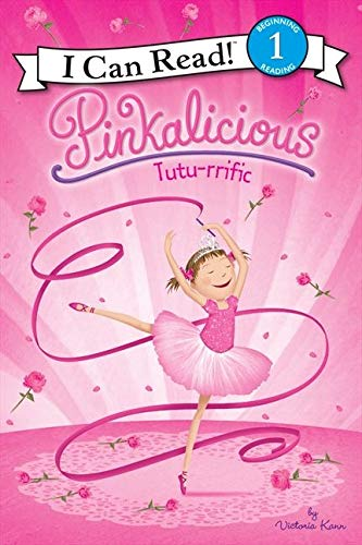 9780062187963: Tutu-rrific (I Can Read! Pinkalicious - Level 1)