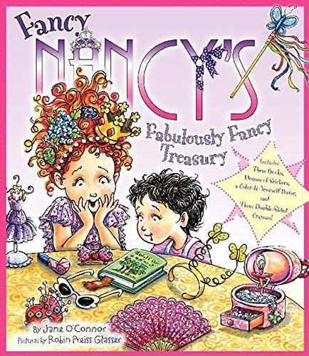 9780062188045: Fancy Nancy's Fabulously Fancy Treasury