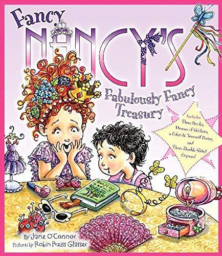 9780062188045: Fancy Nancy's Fabulously Fancy Treasury