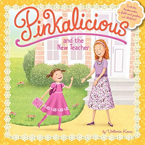9780062189134: Pinkalicious and the New Teacher