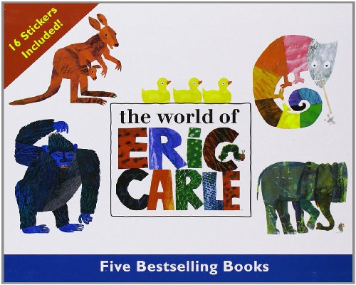 9780062189264: Eric Carle Carrying Case