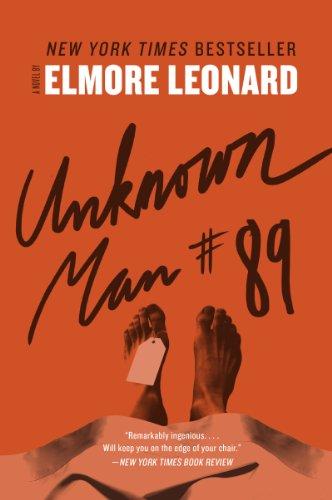9780062189288: Unknown Man #89: A Novel