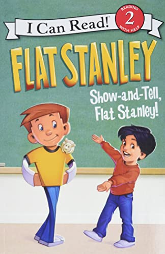 9780062189752: Flat Stanley: Show-and-Tell, Flat Stanley! (I Can Read Level 2)