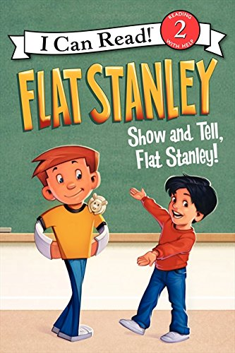 9780062189769: Flat Stanley: Show-And-Tell, Flat Stanley! (I Can Read. Level 2)