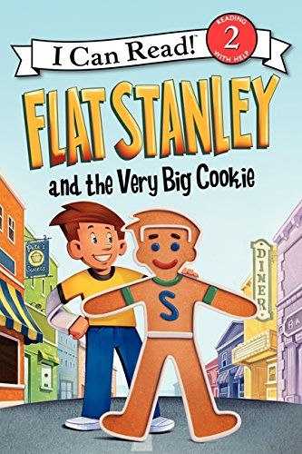 9780062189783: Flat Stanley and the Very Big Cookie (I Can Read Level 2)