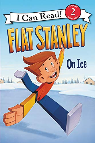 9780062189813: Flat Stanley: On Ice (I Can Read Level 2)