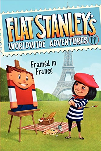 9780062189844: Framed in France (Flat Stanley's Worldwide Adventures)