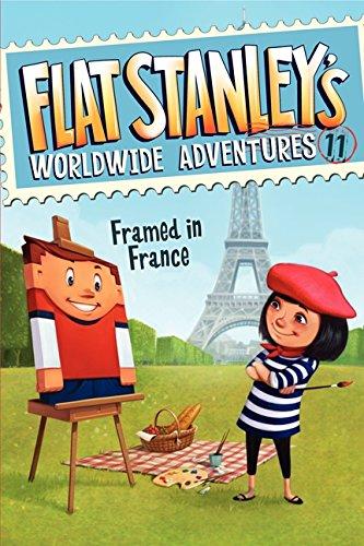 9780062189851: Flat Stanley's Worldwide Adventures #11: Framed in France