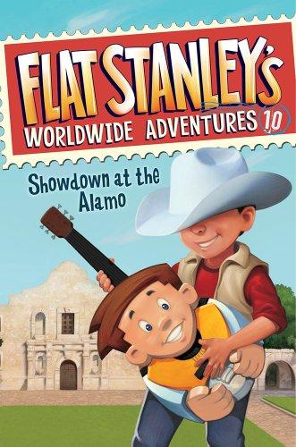 9780062189882: Showdown at the Alamo (Flat Stanley's Worldwide Adventures)