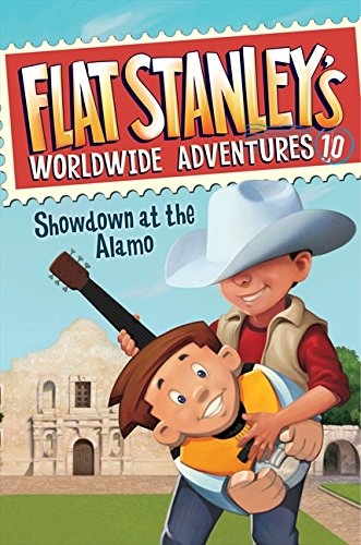 9780062189882: Flat Stanley's Worldwide Adventures #10: Showdown at the Alamo