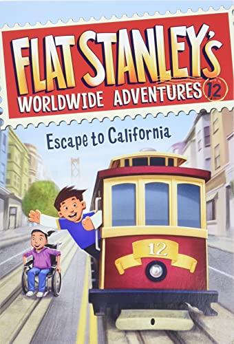 9780062189905: Escape to California (Flat Stanley's Worldwide Adventures)