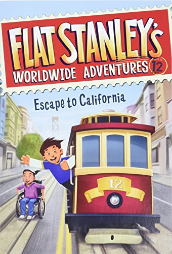 9780062189905: Escape to California (Flat Stanley's Worldwide Adventures)
