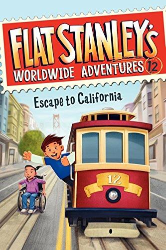 9780062189912: Escape to California (Flat Stanley's Worldwide Adventures)