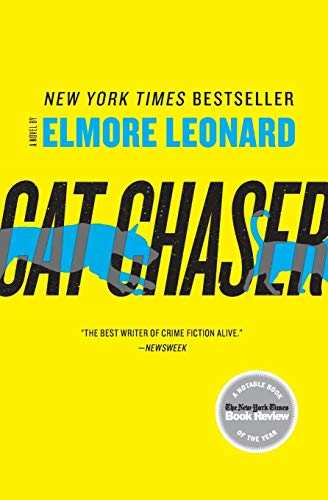 9780062190956: Cat Chaser: A Novel