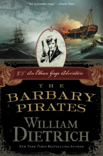 9780062191410: The Barbary Pirates: An Ethan Gage Adventure (Ethan Gage Adventures)