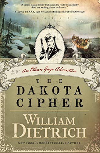 9780062191434: The Dakota Cipher (Ethan Gage Adventures)